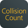Collision Count Icon