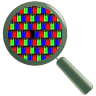 Dead Pixel Tester Icon