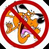 Mad Dog Go Away Icon