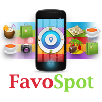 FavoSpot Icon