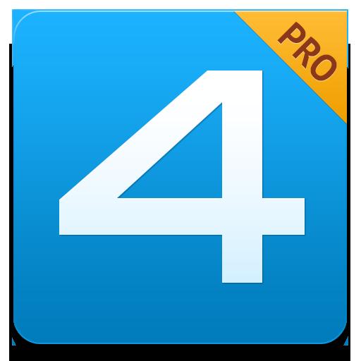 4shared Pro Icon