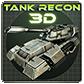 Tank Recon 3D Icon