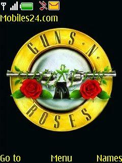 Guns N Roses Free Nokia 5310 XpressMusic Theme download
