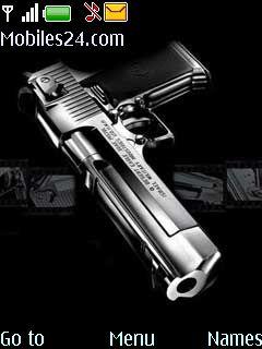 Gun Free Nokia 5310 XpressMusic Theme download - Download