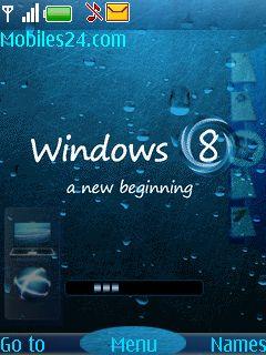 Windows 8 Free Nokia 5310 XpressMusic Theme download