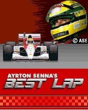 Ayrton Senna's Best Lap (176x220)