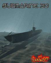 Submarine 3D (176x220)