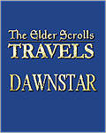 The Elder Scrolls Travels - Dawnstar (176x208)