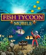 Fish tycoon 240x320 free mobile game download download for Fish tycoon games