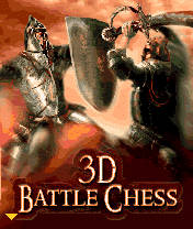 3D Battle Chess (128x160)