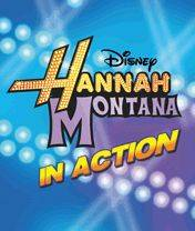 Hannah Montana In Action (128x128)