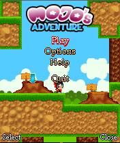 Mojo's Adventure (128x160) Free Nokia 2600 Classic Java Game