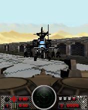 Heavy Forces 3D (240x320)
