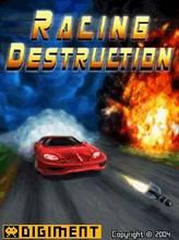 Racing Destruction (240x320)