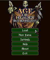 Age Of Heroes 3 - Orcs Retribution (176x204) Motorola