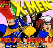 X-Men - Mojo World (Multiscreen)