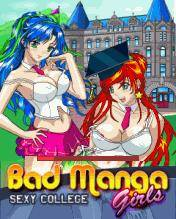 Bad Manga Girls - Sexy College (176x208) S60v3
