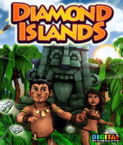 Diamond Islands (240x400) LG KU990