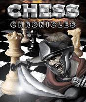 Chess Chronicles (176x208) Nokia S60v2 Nokia C3 Java Game