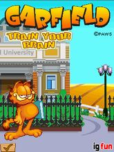 Garfield - Train Your Brain (240x320)