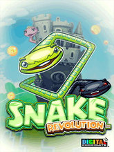 Snake Revolution (480x800) HTC Touch Diamond2