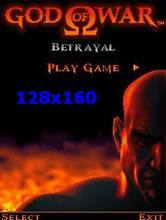 God Of War - Betrayal (128x160)
