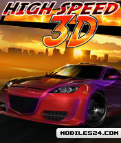 High Speed 3D (128x160)