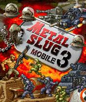 Metal Slug Mobile 3 (240x320)