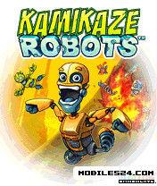 Kamikaze Robots (320x240) Nokia E61