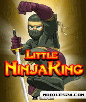 Little NinjaKing (128x128) SE K300