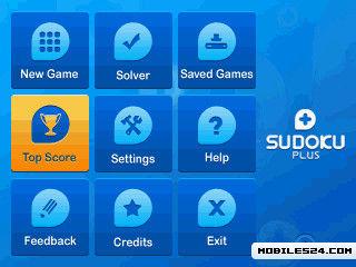 Sudoku Plus (240x320) Free Nokia N8 Java Game download