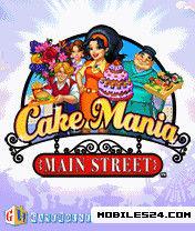 Cake Mania - Main Street (320x240) Nokia E71