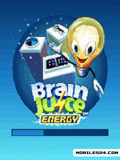Brain Juice Energy (320x240) S60v3 Free Nokia E63 Java Game