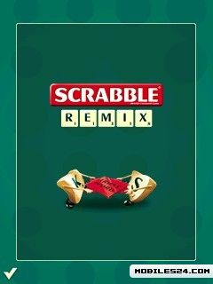 Scrabble Remix (240x320) Free Nokia E5 Java Game download