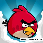 Angry Birds (320x240) Samsung Chat 335