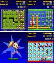 Bomberman Deluxe (176x208)(176x220)