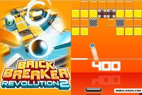 Brick breaker revolution2 for android apk download.