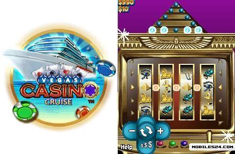 Vegas Casino Cruise (240x320) LG KS360