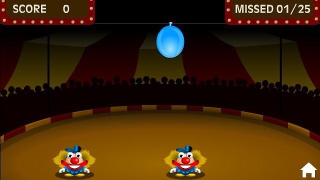 Balloon splash 640x360 free mobile game download for Free balloon games