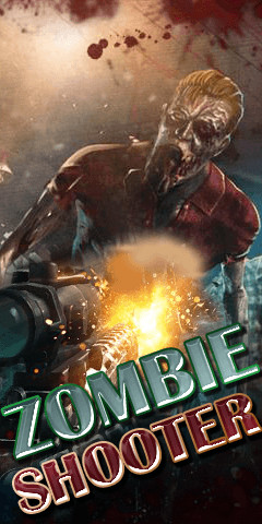 Zombie Shooter (240x480) Free Nokia C3 Java Game download