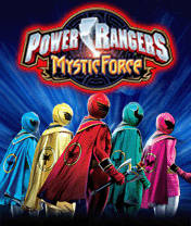 Power Rangers - Mystic Force (240x320)