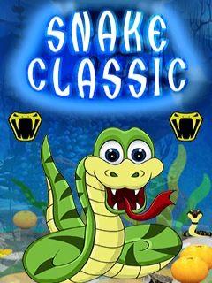 Snake classic (240x400) free nokia 5700 xpressmusic java game.