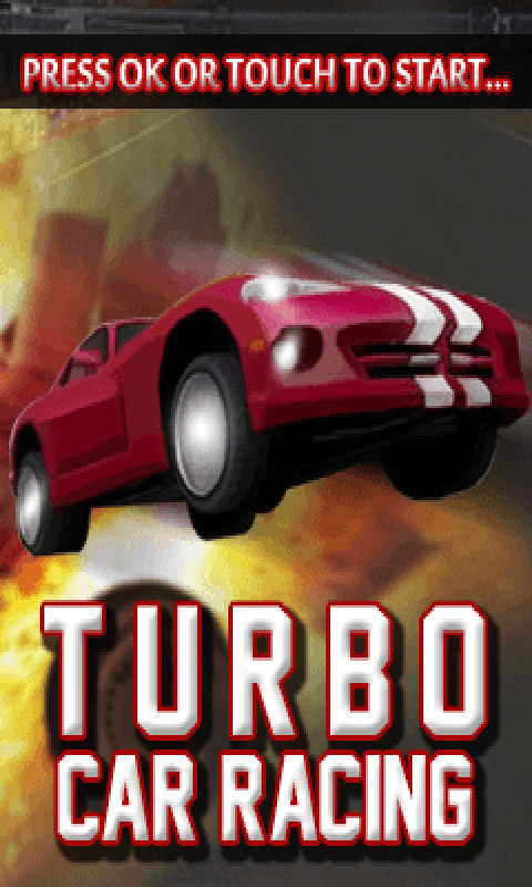 Turbo Car Racing (240x320) Free Nokia E5 Java Game download