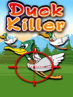 Duck Killer (240x400) Free Samsung SGH-I300X Java Game