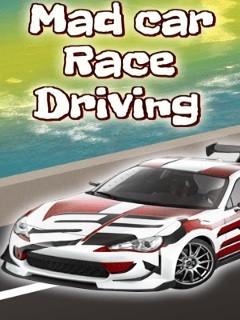 Mad Car Race Driving (240x400) Free Nokia 2730 Classic Java