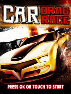 Car Drag Race (240x320) Free Nokia E5 Java Game download