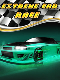 Extreme Car Race (240x320) Free Sony Ericsson W710 Java Game