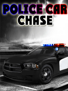 Police Car Chase (240x320) Free Nokia C3 Java Game download