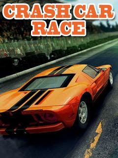 Crash Car Race 240x320 Free Nokia E5 Java Game Download Download