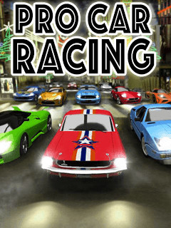 Pro Car Racing (240x320) Free Mobile Game download
